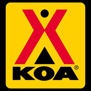 camp at the KOA