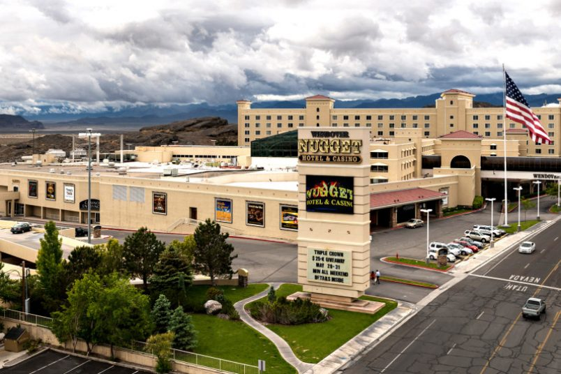 Stay at the Wendover Nugget